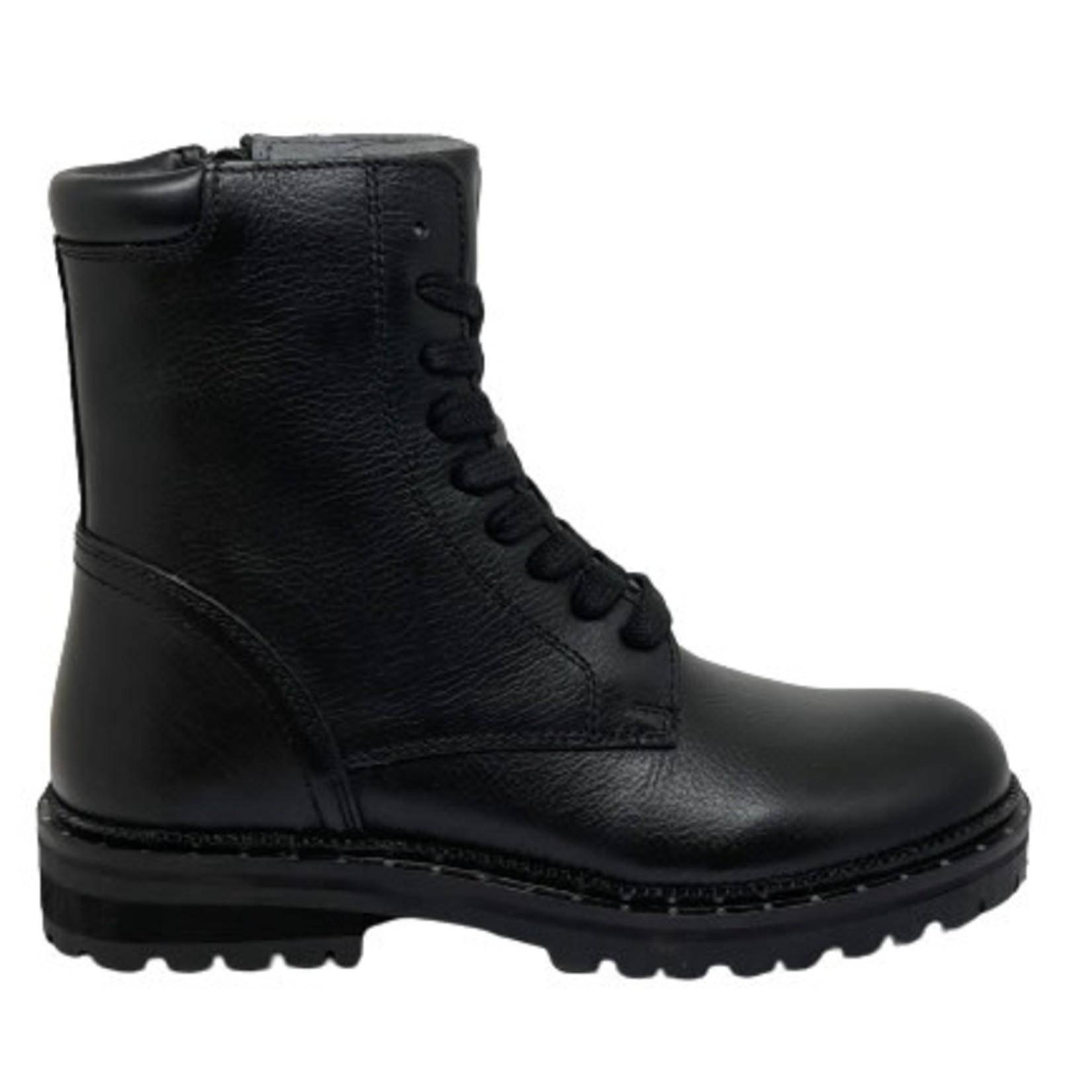 Jopper Hoge schoen Zwart