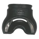 Aqua Lung Mouthpiece Comfo Silicone Black