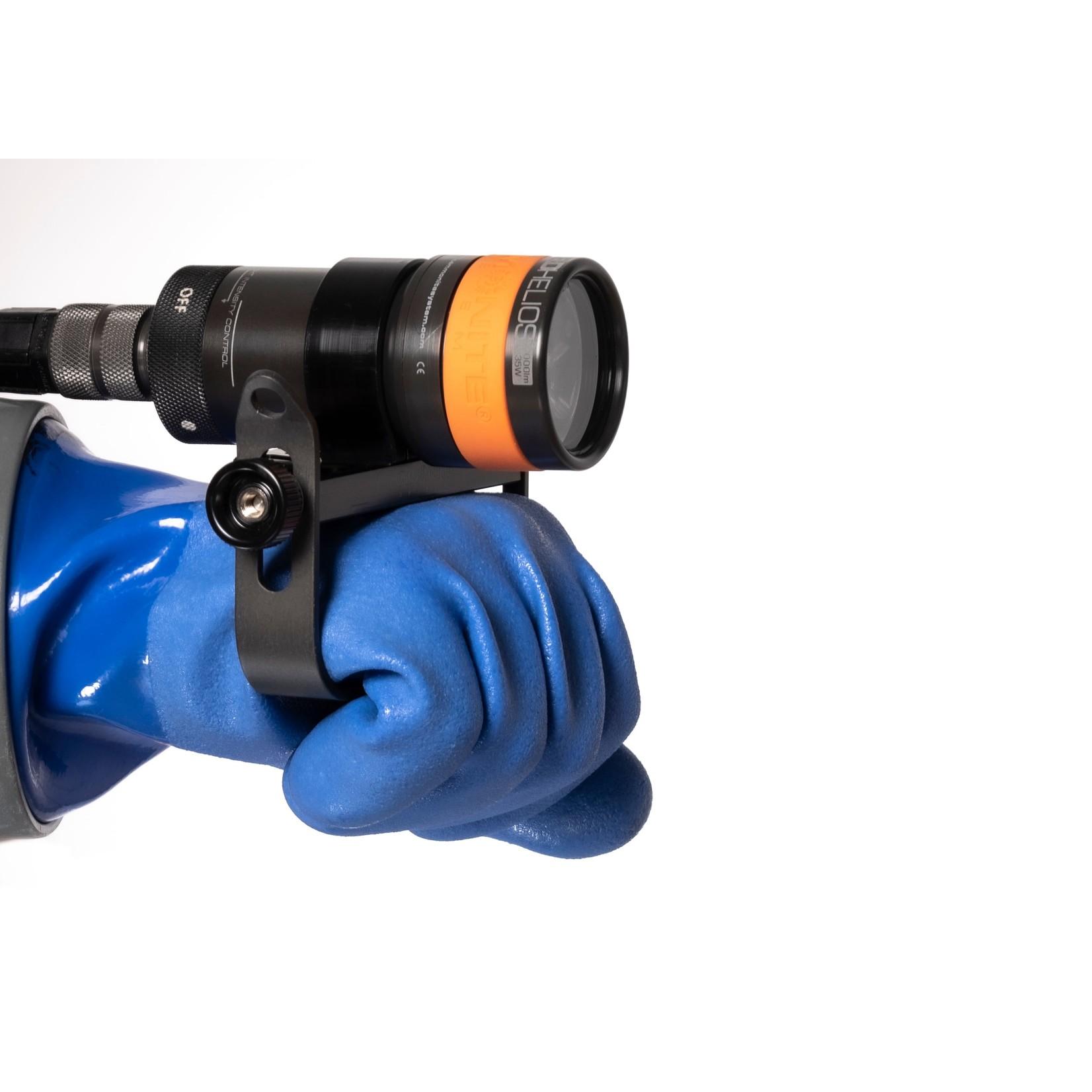 Ammonite Helios set/accu 10Ah/HD cable+case