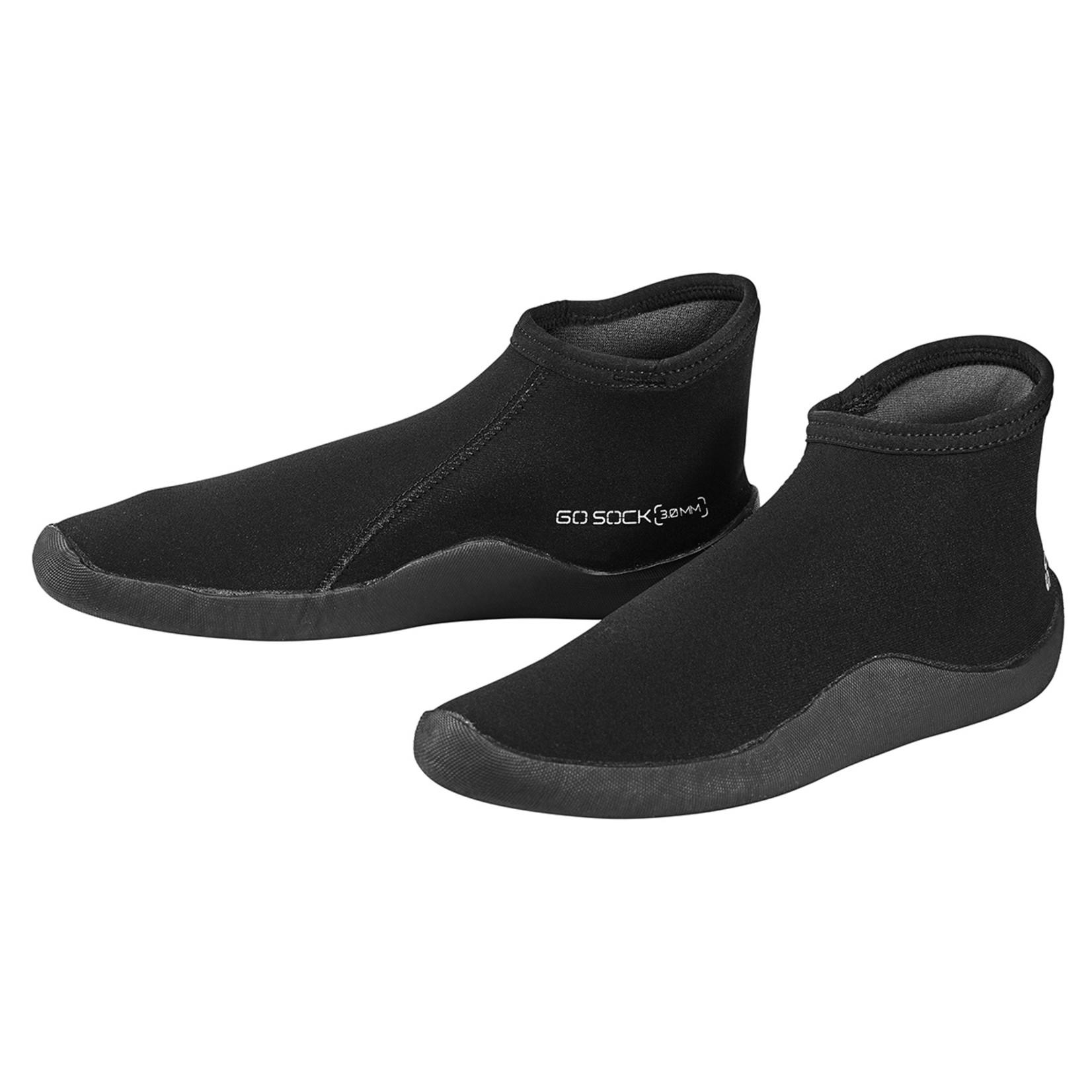 Scubapro GO SOCK 3.0 THIN SOLE black