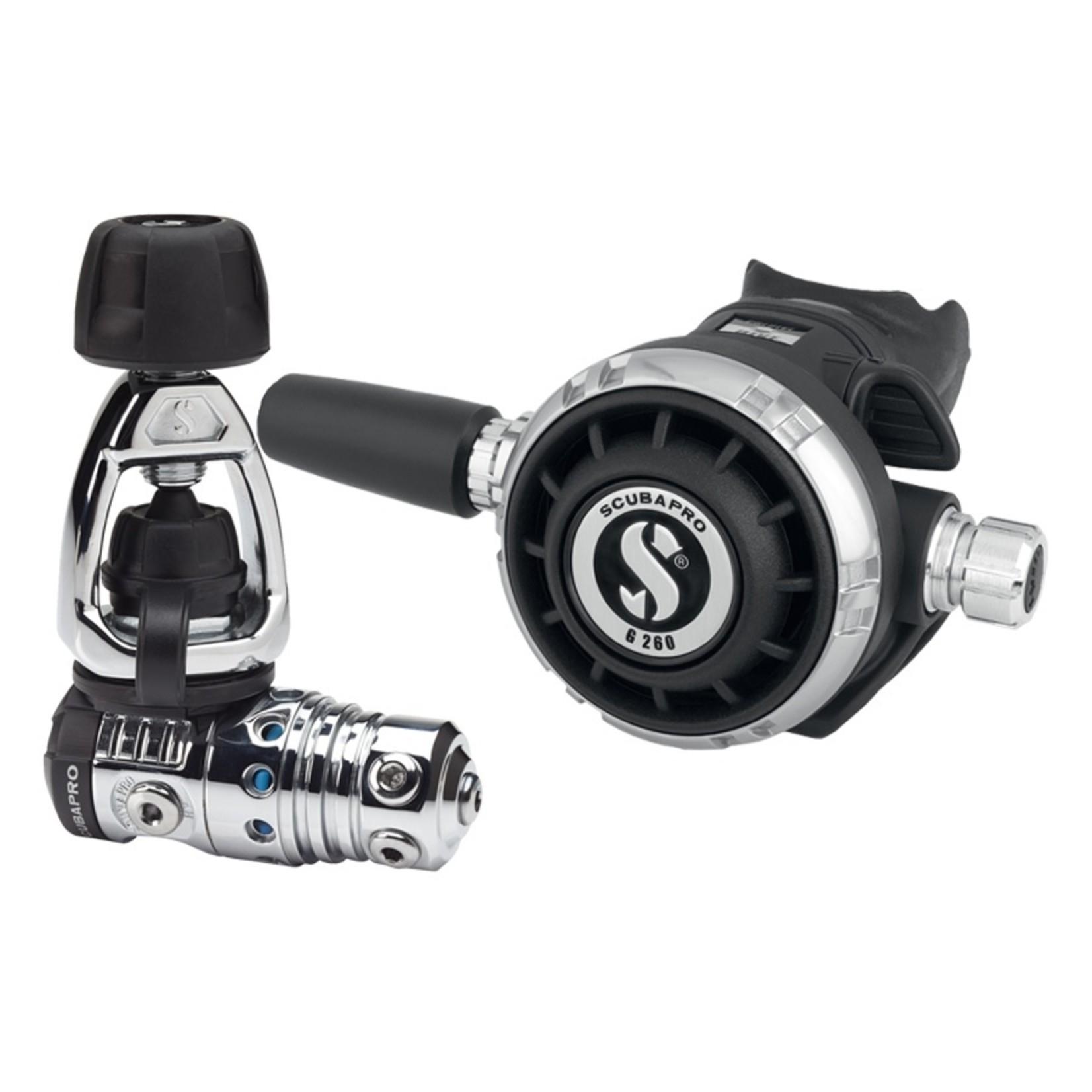 Scubapro MK25 / G260 set
