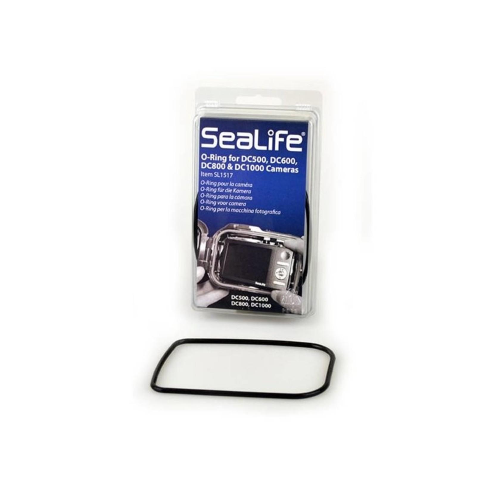 Sealife O-ring for DC500/600/800/1000 Housing