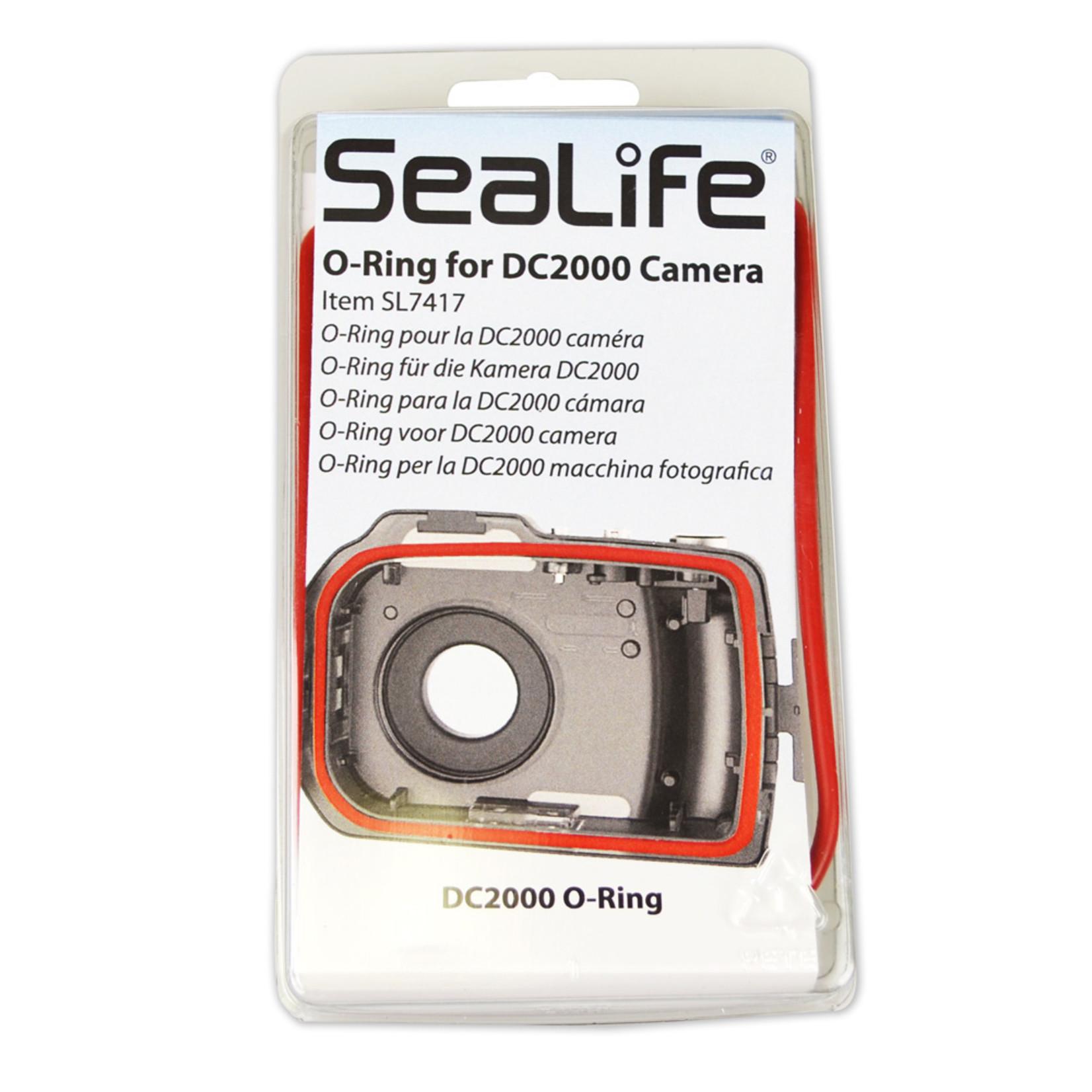 Sealife O-ring for DC2000 Housing