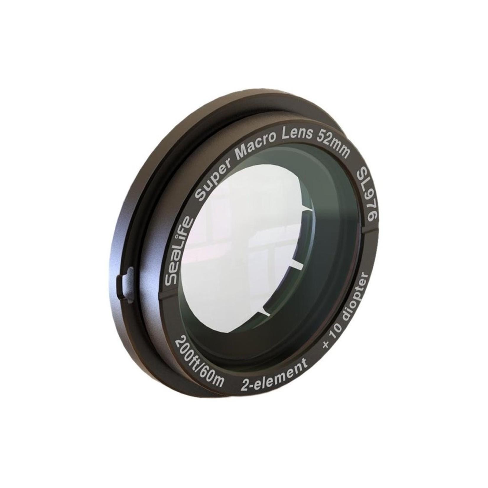 Sealife Super Macro Lens for SeaLife DC Series, (incl. SL977)
