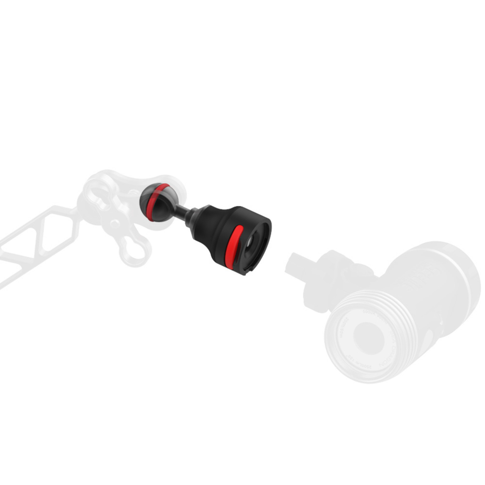 """Sealife Flex - Connect Ball Joint 1""""-Adapter"""