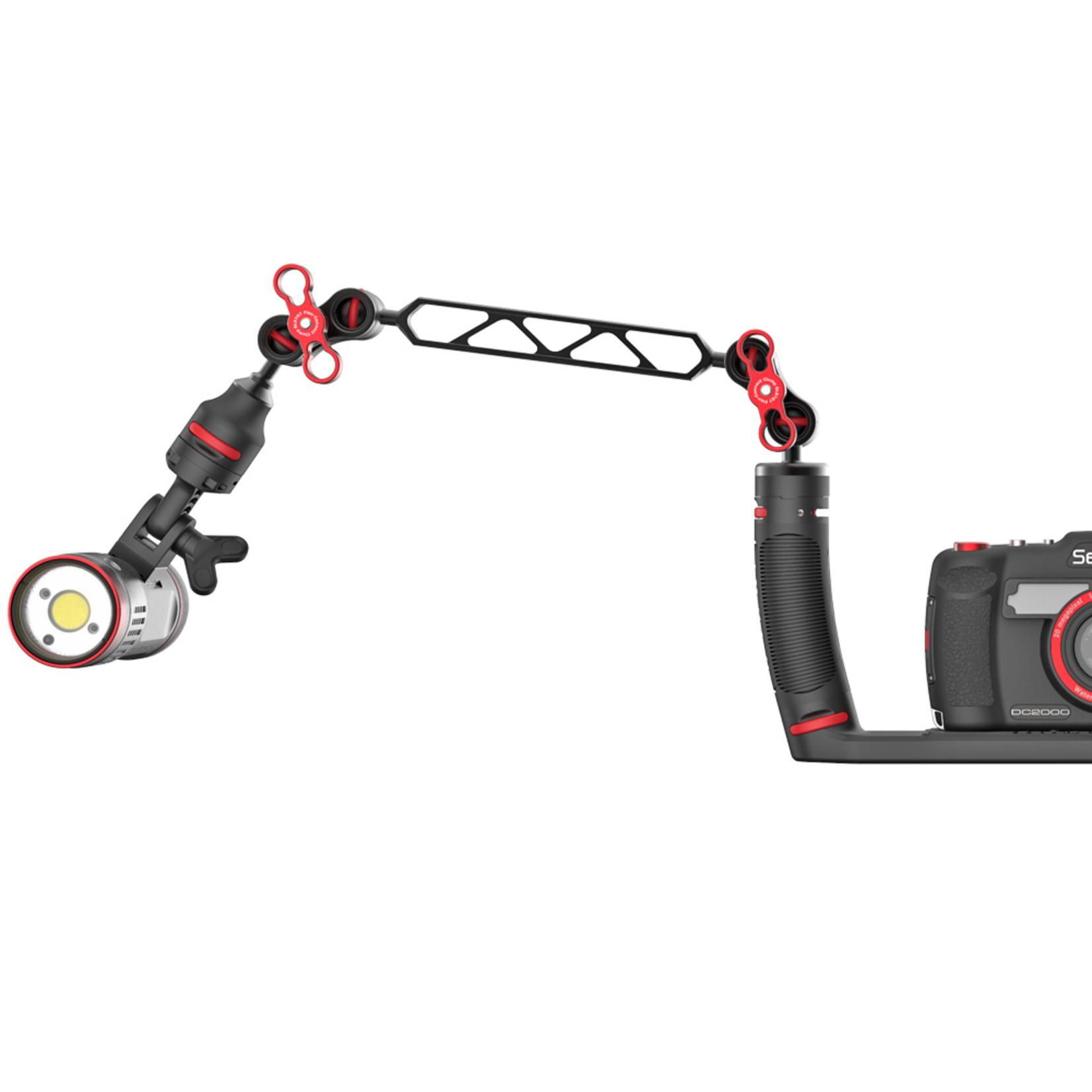 "Sealife Flex - Connect 20cm Rigid Ball Arm for 1"" ball system"