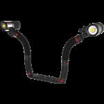 Sealife Sea Dragon DUO 9000F Set (2x 4500F Auto light, 2x grips, 2x flex arm, dual tray, SL944 case)