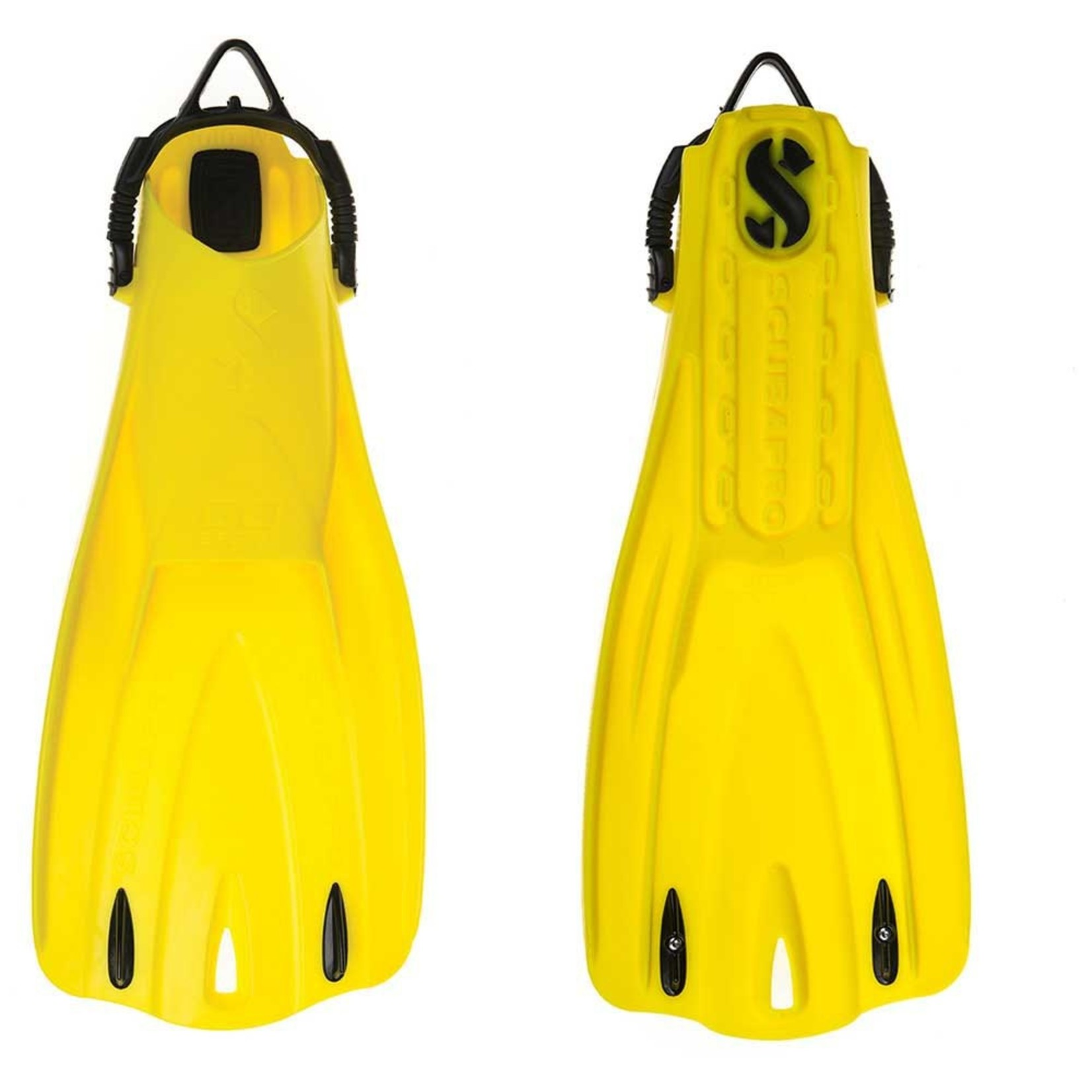 Scubapro GO FIN, BOOT-FIT, YELLOW