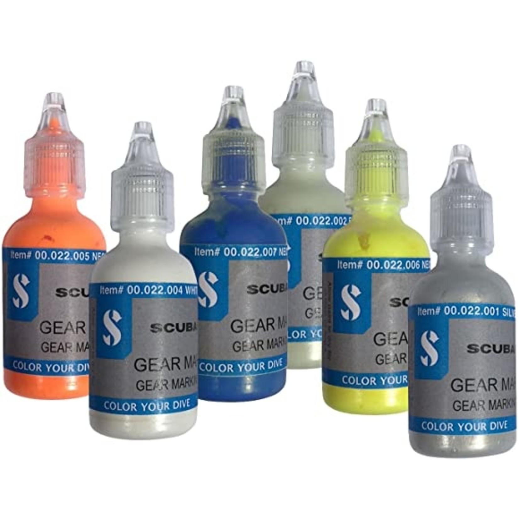 Scubapro GEAR MARKER,  fluorescent
