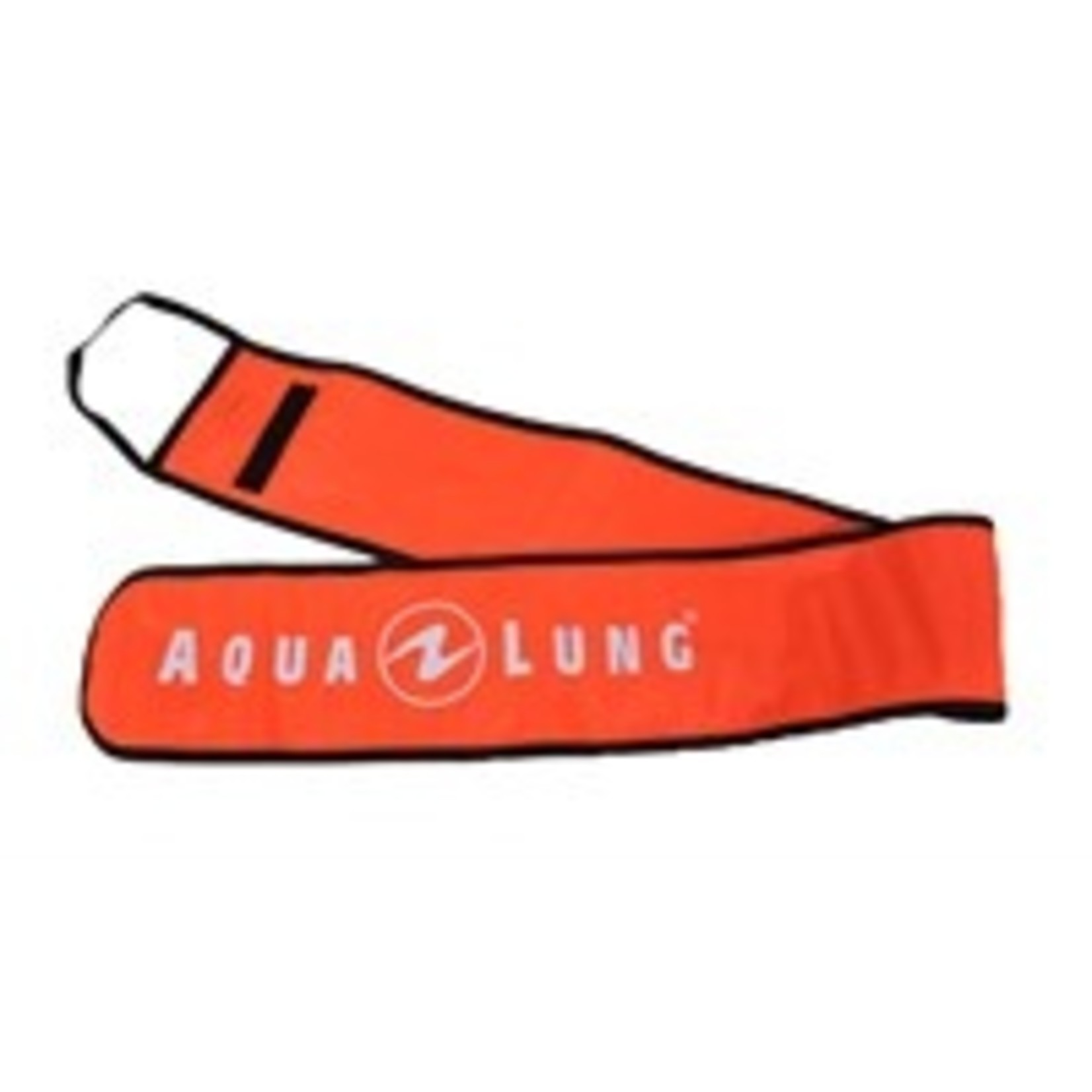 Aqua Lung SMB Orange Packaged with Pouch