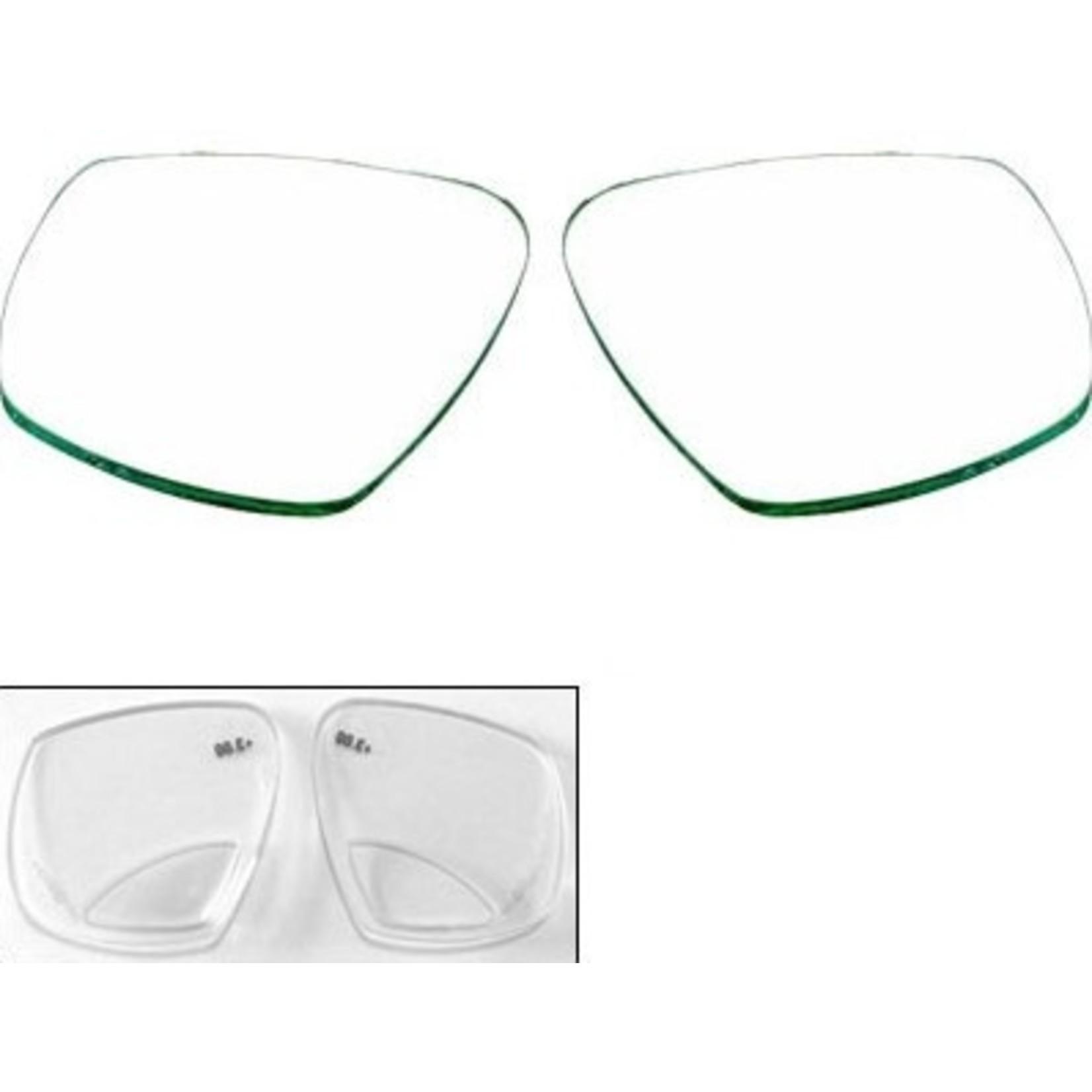 Aqua Lung Reveal X2 Mask Lens Left -