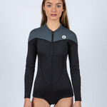 Fourth Element THERMOCLINE WOMENS Long Sleeves SWIMSUIT - FRONT ZIP