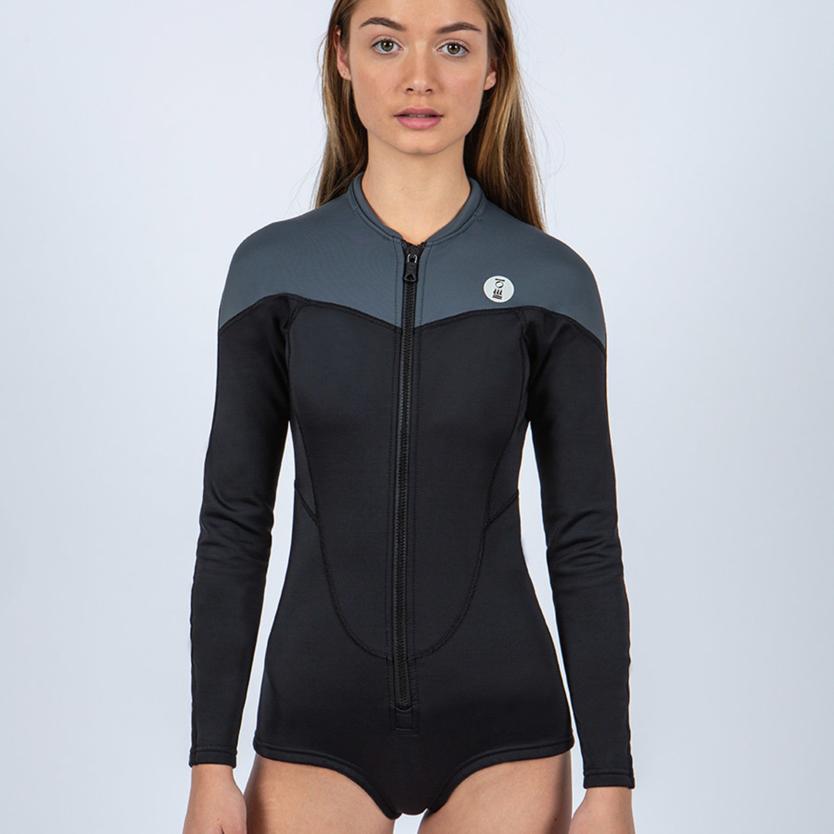 Fourth Element THERMOCLINE WOMENS LS SWIMSUIT - FRONT ZIP