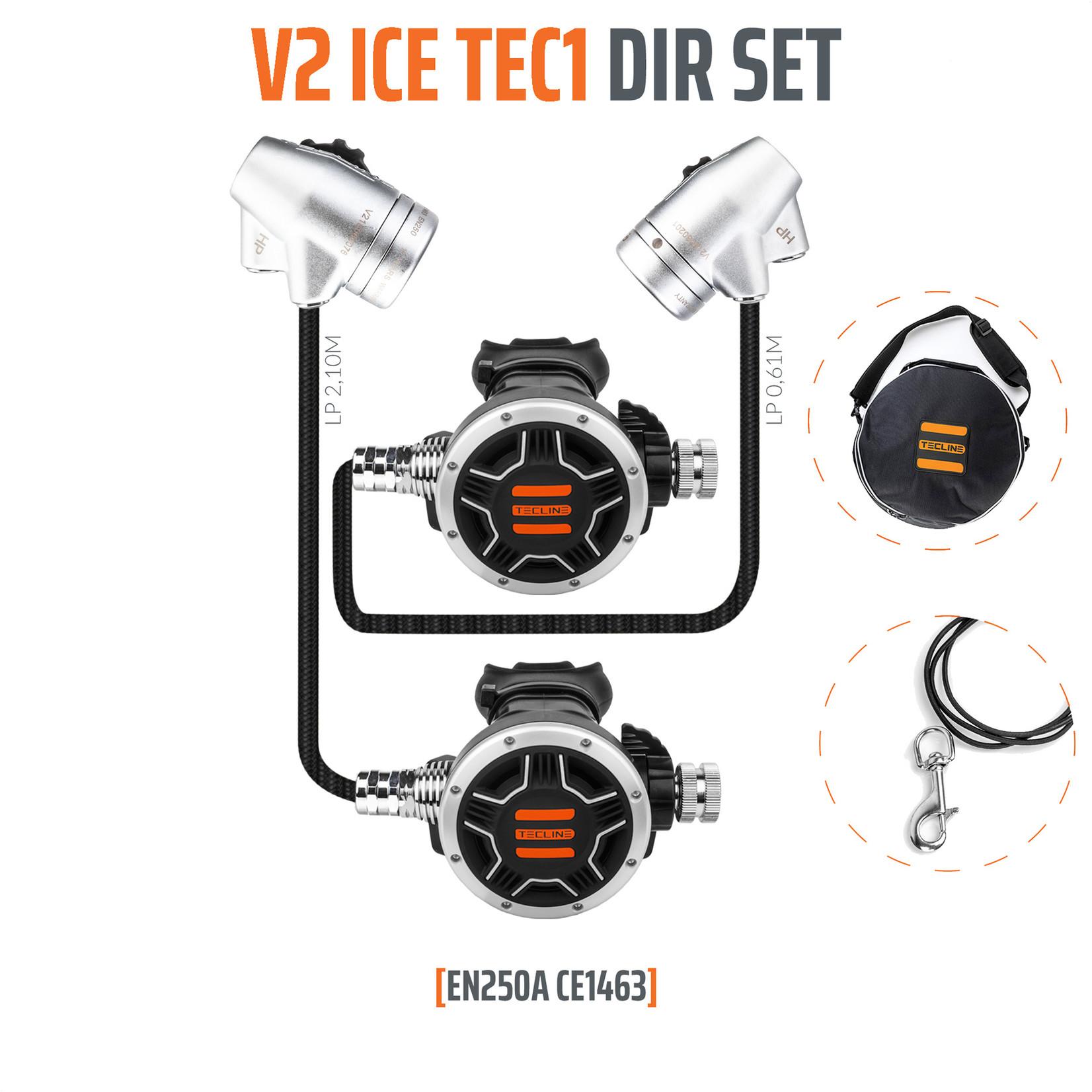 Tecline Regulator V2 ICE TEC1 DIR Set - EN250A