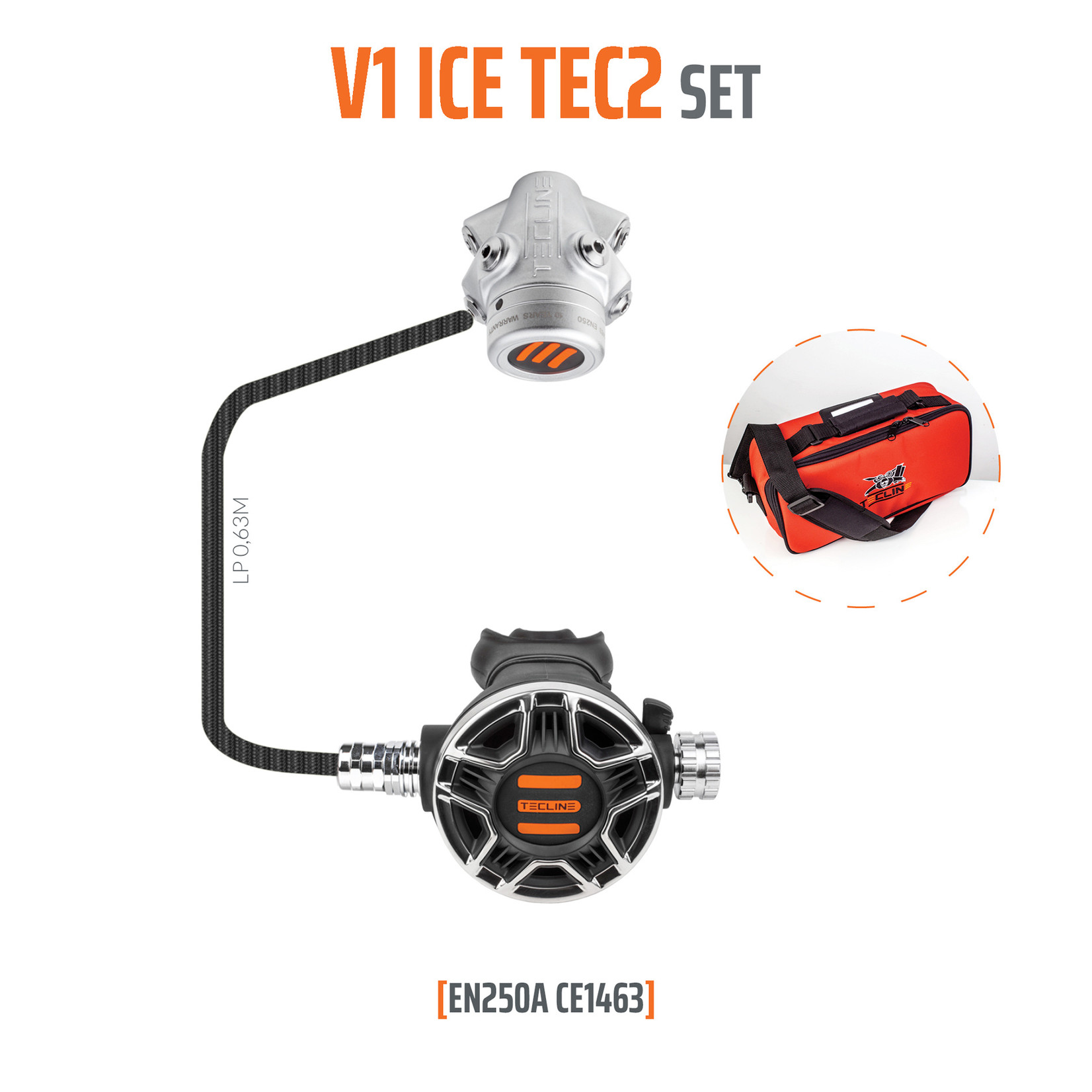 Tecline Regulator V1 ICE TEC2 - EN250A