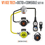 Tecline Regulator V1 ICE TEC1 set III with octo and 3 elements console - EN250A