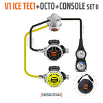 Tecline Regulator V1 ICE TEC1 set II with octo and 2 element console - EN250A