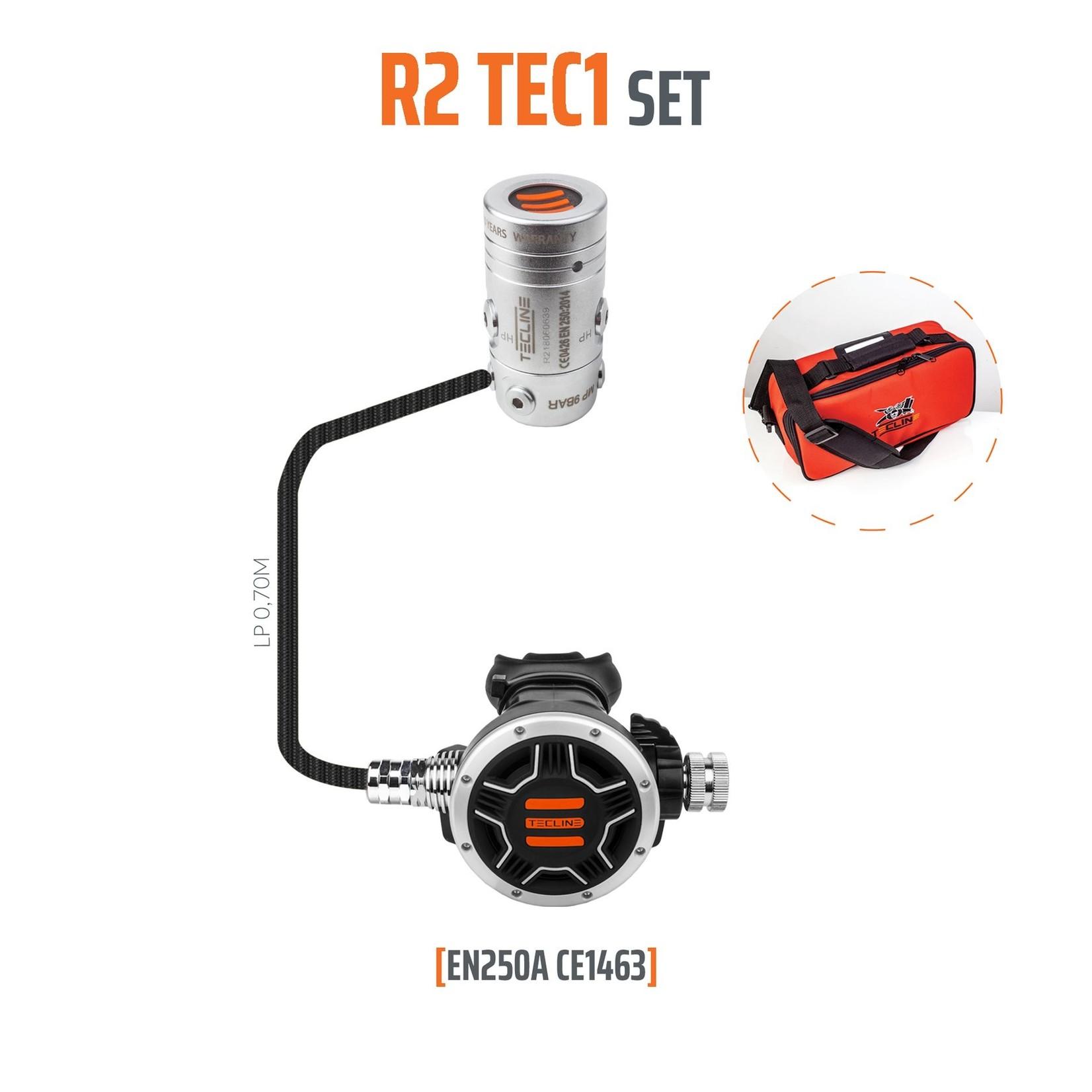 Tecline Regulator R2 TEC1 - EN250A