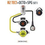 Tecline Regulator R2 TEC1 set I with octo and SPG - EN250A