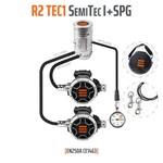 Tecline Regulator R2 TEC1 SemiTec I set with SPG - EN250A