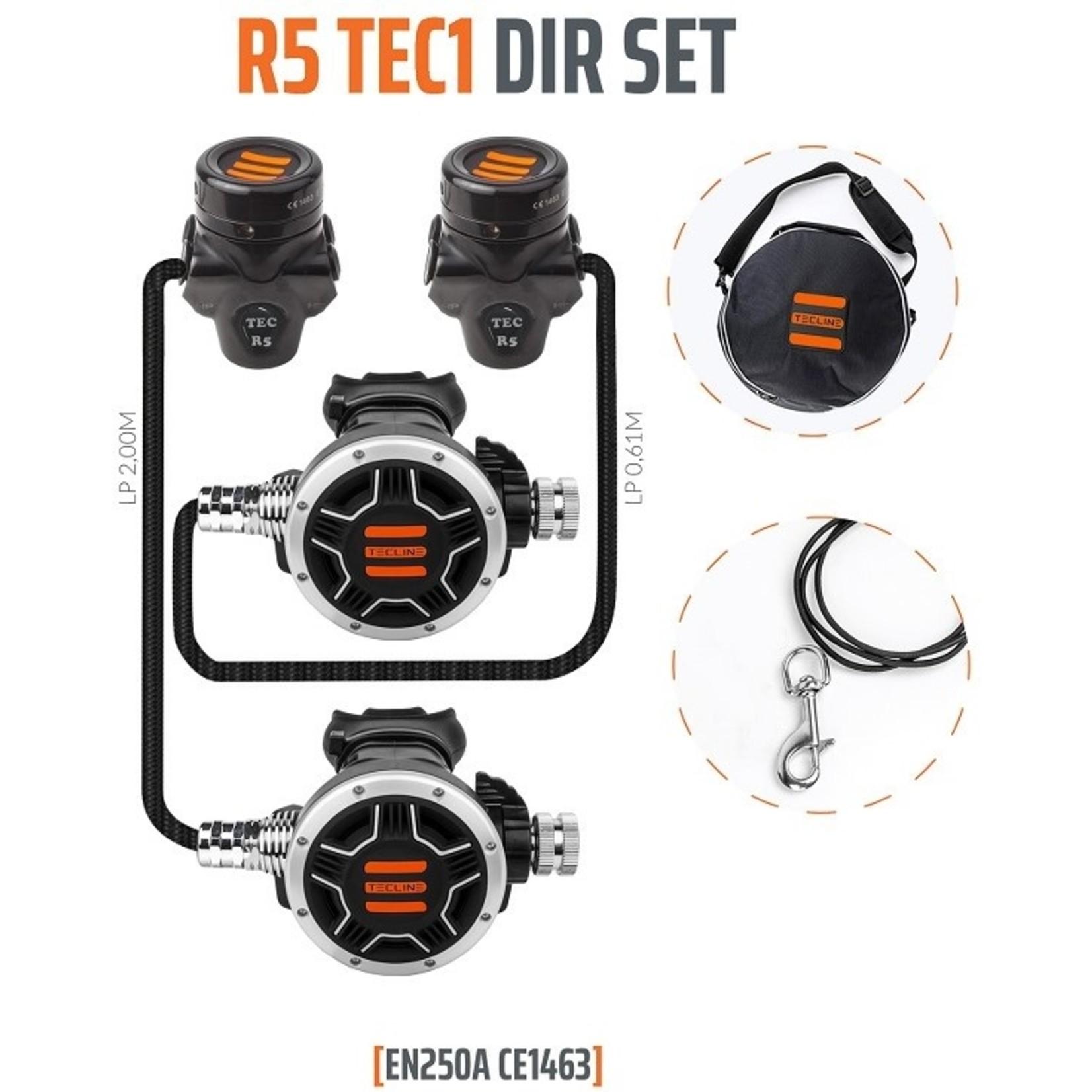 Tecline Regulator R5 TEC1 DIR Set - EN250A