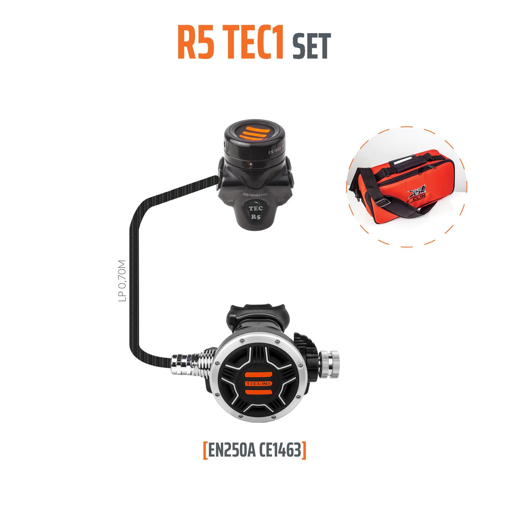 Tecline Regulator R5 TEC1 - EN250A
