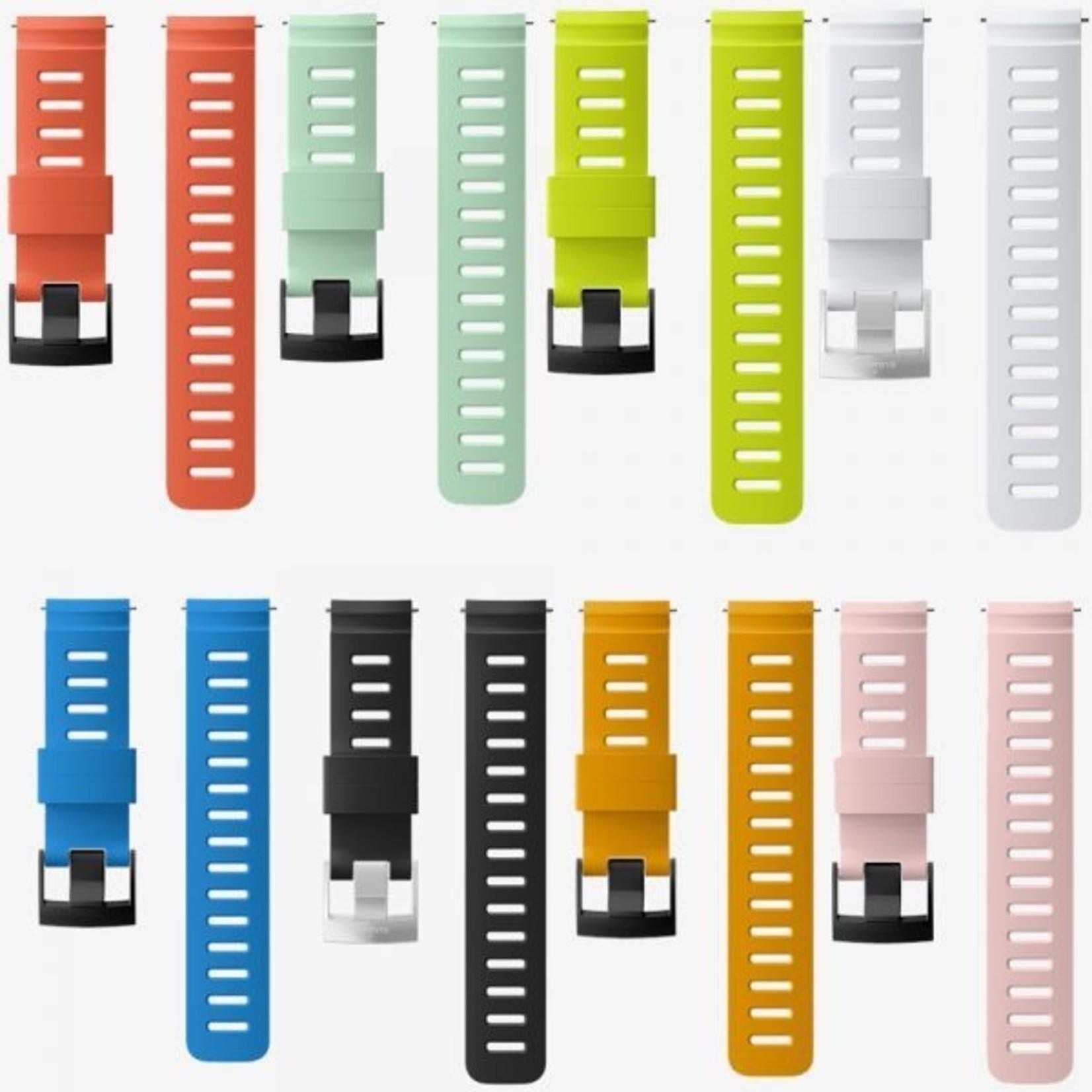 Suunto 24mm Dive 1 Silicone Strap Kit D5