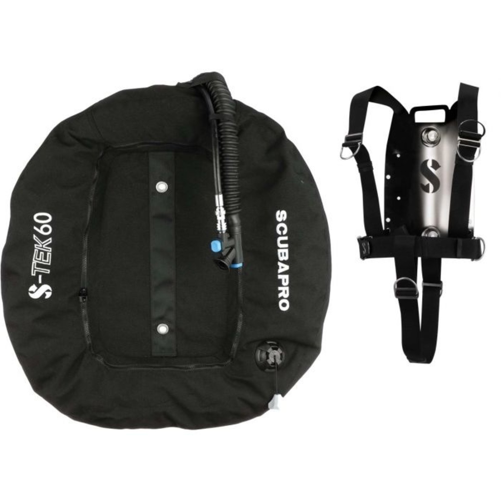 Scubapro S-TEK PURE SYSTEEM 27kg