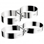 Scubapro STAINLESS STEEL BANDS 204mm - 12 & 15L Short