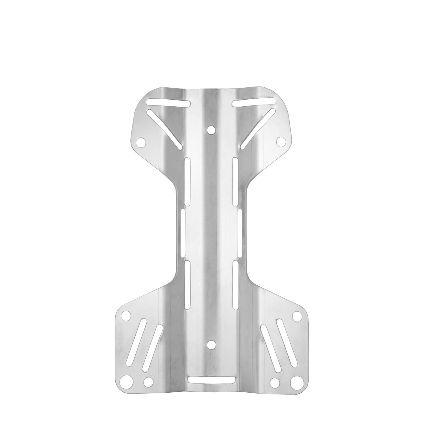 Tecline H-shape MINI backplate SS 3mm (0,92 kg)