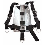 Tecline Harness TecLine QR standard webbing - incl. 3 mm aluminum backplate