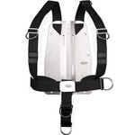 Tecline Harness TecLine DIR standrad webbing - incl. 6mm RVS backplate - weight 5,0 kg