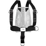 Tecline Harness TecLine DIR standard webbing- incl. 3mm RVS backplate