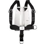 Tecline Harness TecLine DIR adjustable standard webbing - incl. 6mm RVS backplate - weight 5,0 kg