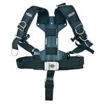 Tecline Harness Tecline Comfort standard webbing - incl. 3mm aluminum backplate H MINI - weight 1,28 kg