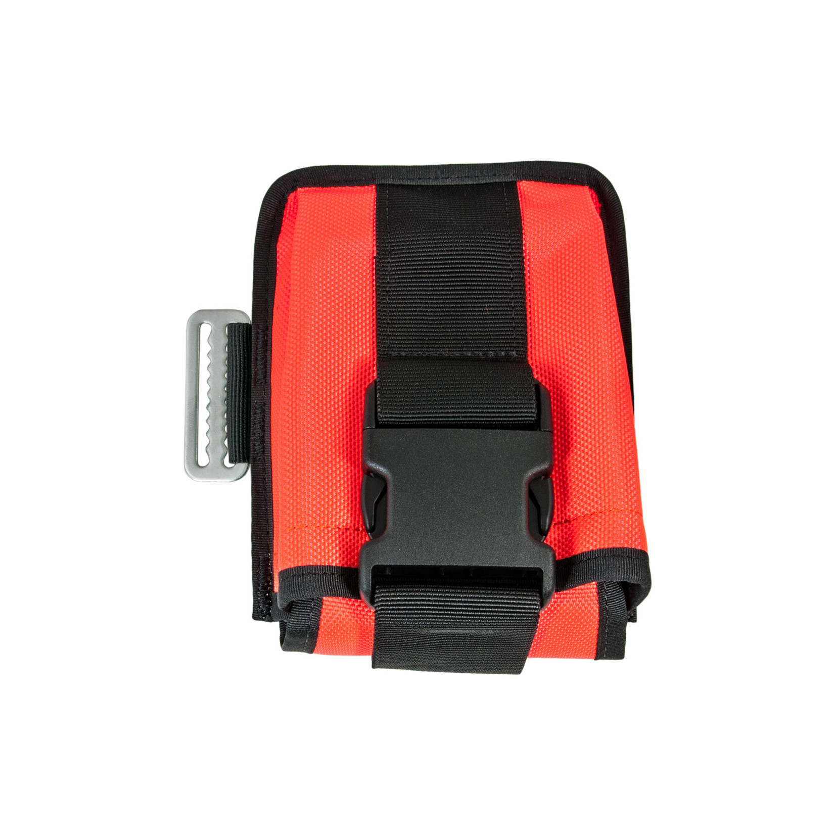 Tecline Double weight pocket soft, right, orange  - Tecline