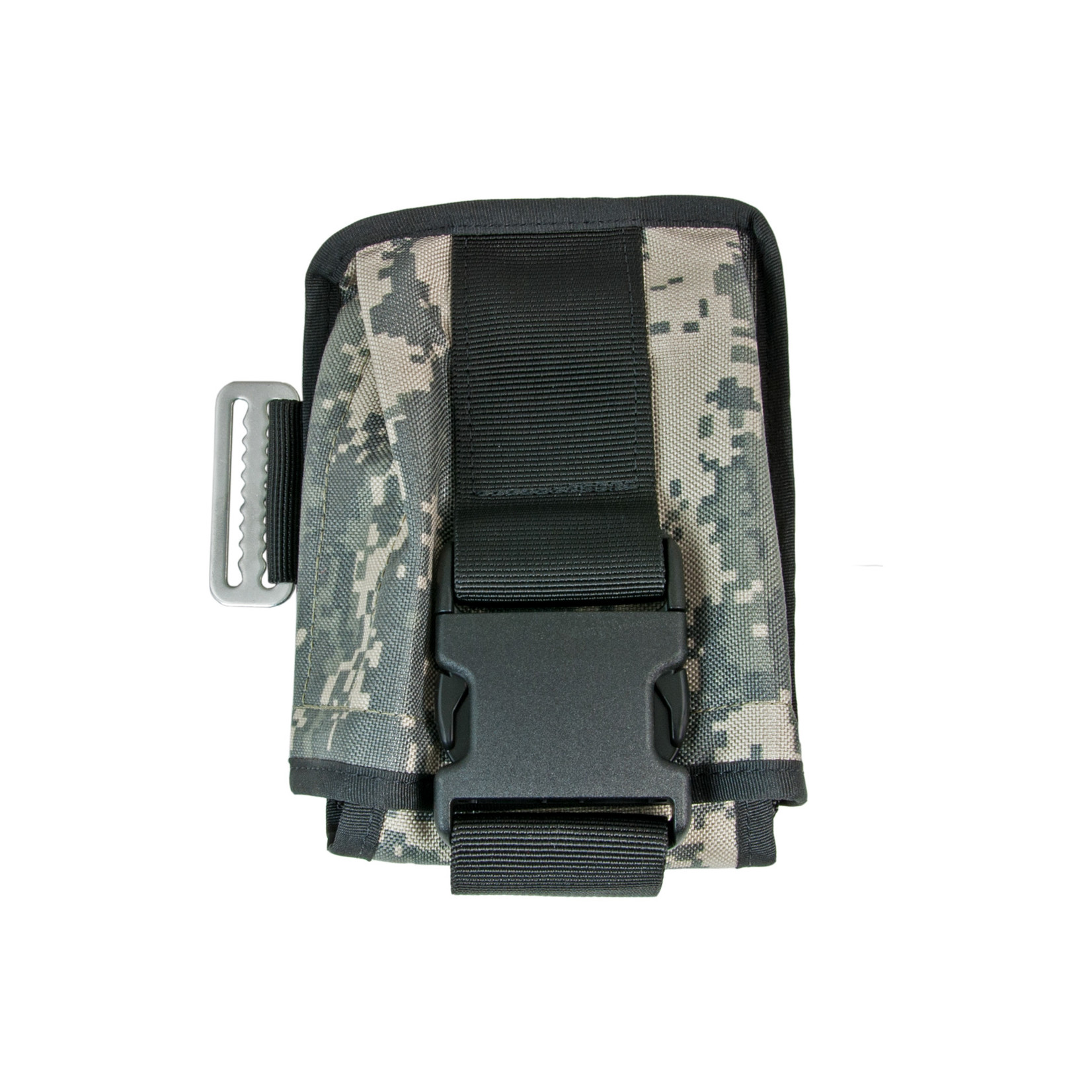 Tecline Double weight pocket soft, right, Camo  - Tecline