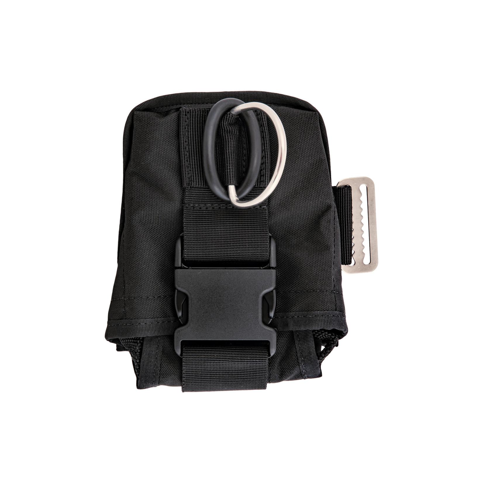 Tecline Double weight pocket soft, left, black  - Tecline