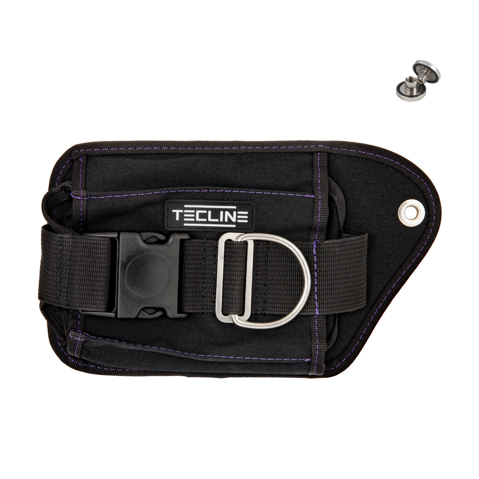 Tecline Double weight pocket LADY, left - Tecline