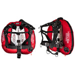 Tecline Donut 22 Specal Edition red, with Comfort harness  & BP