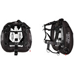 Tecline Donut 22 Specal Edition black, with Comfort harness  & BP