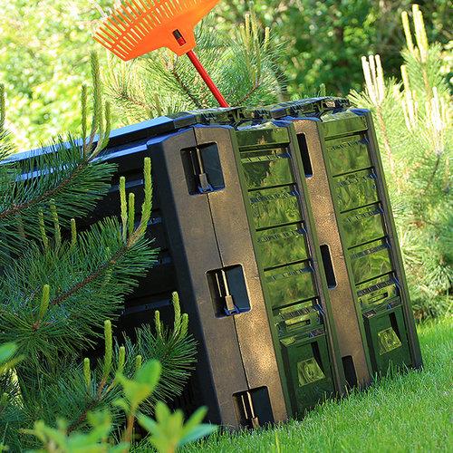Prosperplast Snelle compostbak 1600L