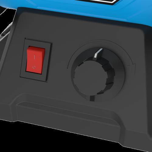 Güde Güde Slijpmachine dubbele slijper GDS75 inclusief accessoiresset