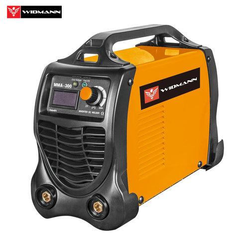 Widmann Widmann IGBT Inverter-Lasmachine - 300Amp - 1,6-4,0mm elektrode - Geel - MMA-300