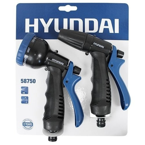 Hyundai Hyundai 2-delige sproeikoppenset