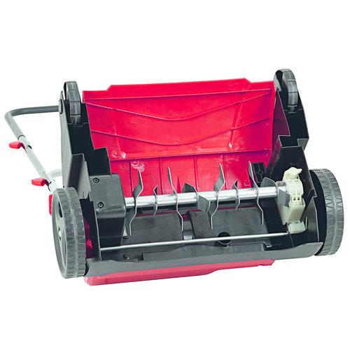 Grizzly Tools Grizzly Elektrische verticuteermachine inclusief extra verticuteerrol - 1200W - 31 cm werkbreedte - 19-voudige diepteverstelling