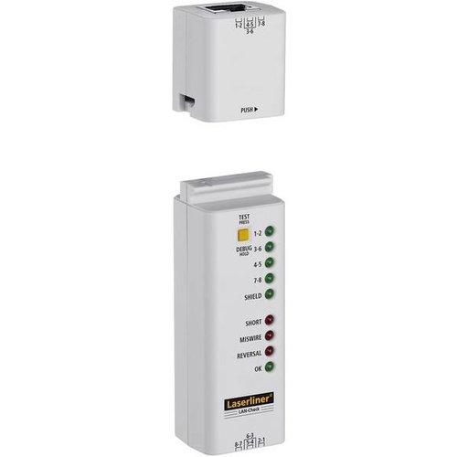 Laserliner Laserliner Compacte LAN-Kabel/Verbindingstester