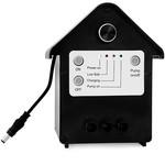 Deuba Deuba LED-zonnepomp met batterij en hoogwaardig zonnepaneel