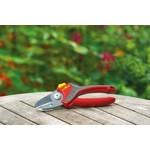"""Wolf-Garten WOLF-Garten Snoeischaar """"Comfort Plus"""" RS 2500 - aambeeld - max. knipdiameter 25 mm - links- en rechtshandige - softinleg handgreep - snijhoek 30°"""