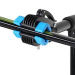 Monzana Monzana Fietsmontagestandaard in hoogte verstelbaar - 108 tot 190 cm - tot 30 kg